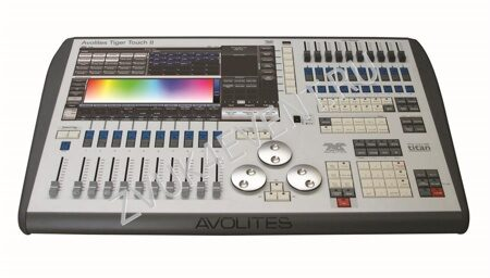 Световой DMX пульт Avolites Tiger Touch 2
